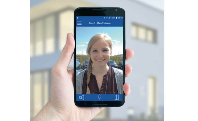 Mobotix MxBell app makes door stations even smarter