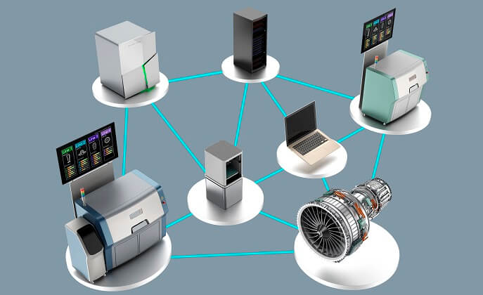 Setting up robust networking in smart factories