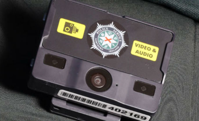 PSNI continue their force wide roll-out of Edesix VideoBadges