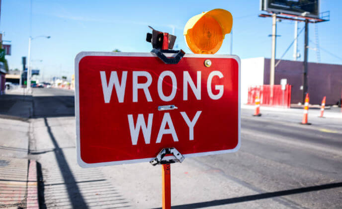 ISS introduces wrong way alerting solution