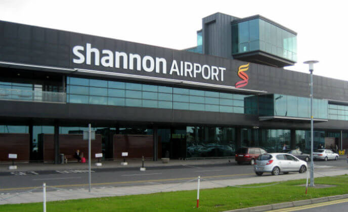 Shannon Airport modernizes its video surveillance system using Titan Vision