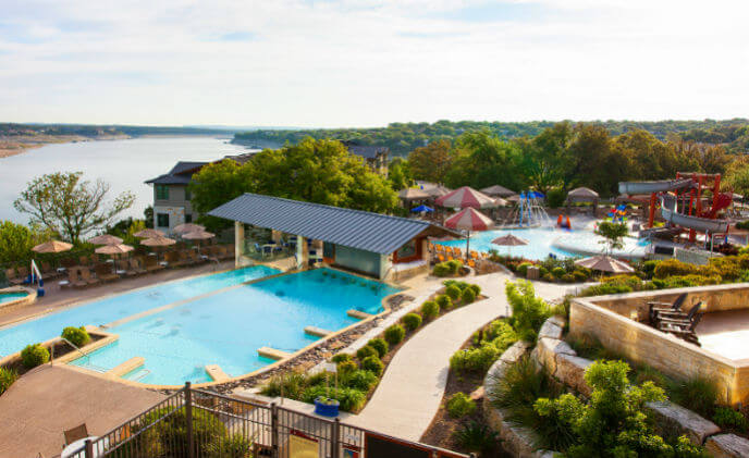 Salto supplies mobile access for Lakeway Resort and Spa