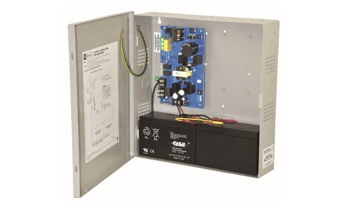 Altronix power supply charger solves a common access control installation challenge
