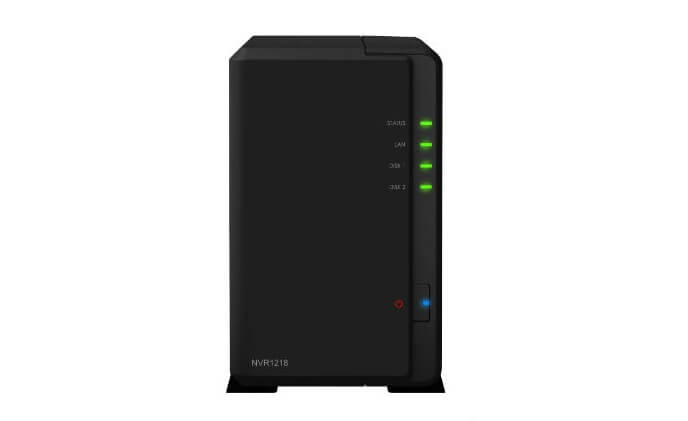 Synology introduces network video recorder NVR1218 and VisualStation VS960HD