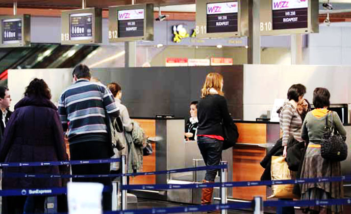 Thermal alarm system ensures children's safety at Istanbul Sabiha Gökçen Airport