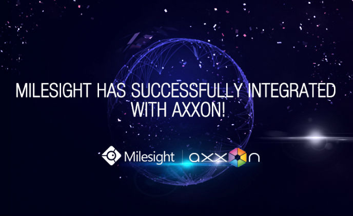Milesight announces integration with Axxon