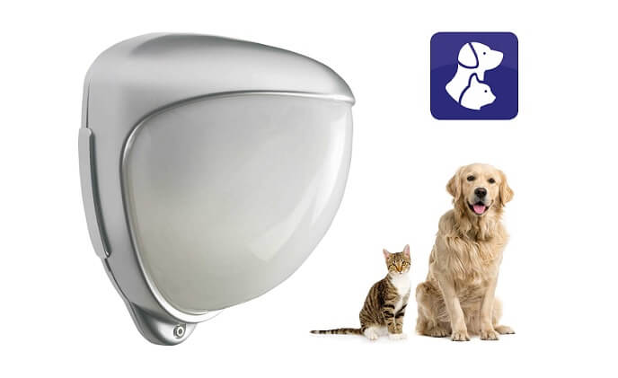 GJD expands its D-TECT range with a pet tolerant outdoor detector