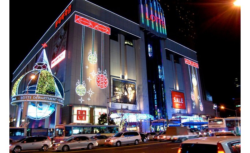 Lotte Shopping Plans To Open 4 Malls In Indonesia By 2018 Asmag Com Rankings