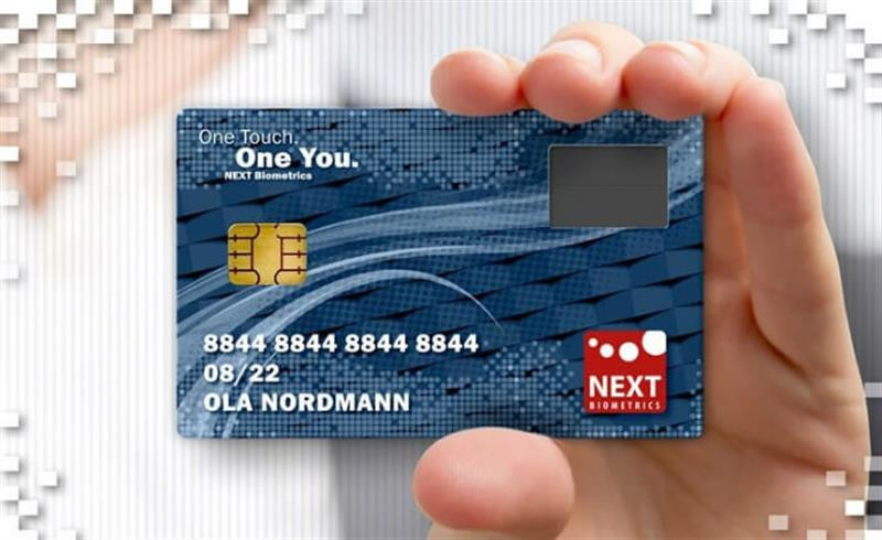 NEXT Biometrics and MK Group partner for biometric smart cards