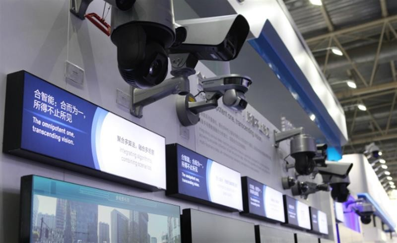 Hikvision showcased latest AI cloud solutions at 2018 Security China