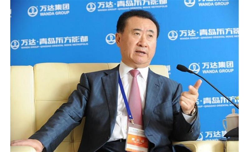 China's Wanda, Tencent and Baidu team up for $813M e-commerce deal