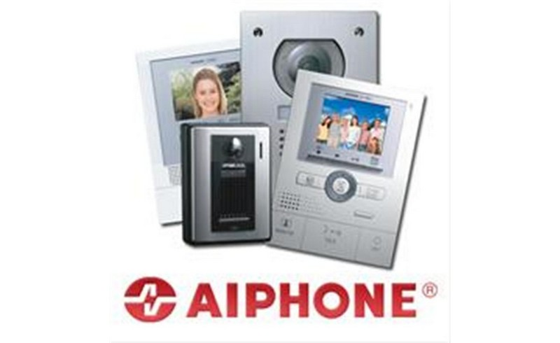Aiphone Buckles Down in Residential Market