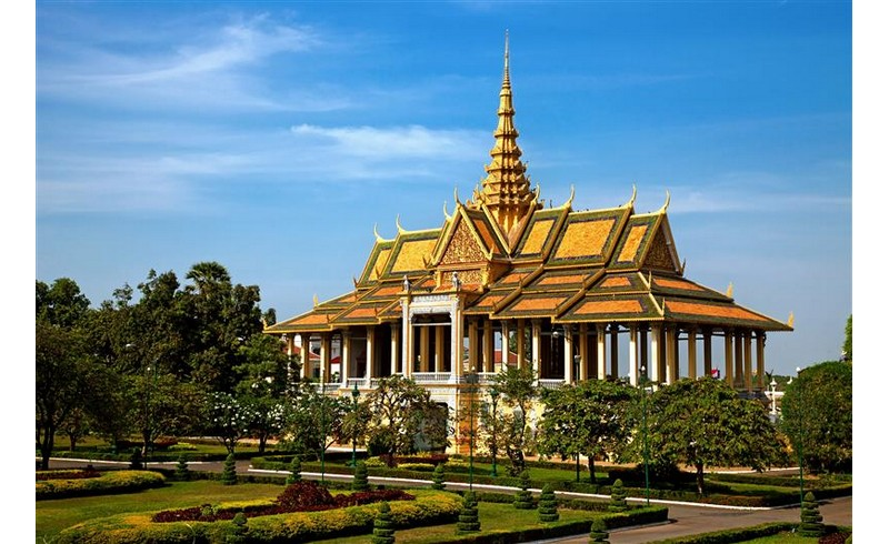 Cambodia experiences high investment and more construction