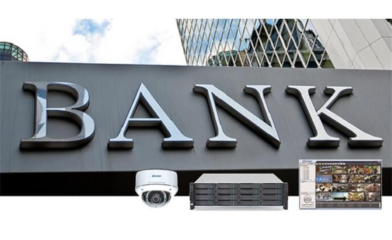 Surveon Avatar Failover ensures bank 24/7 recording without video loss