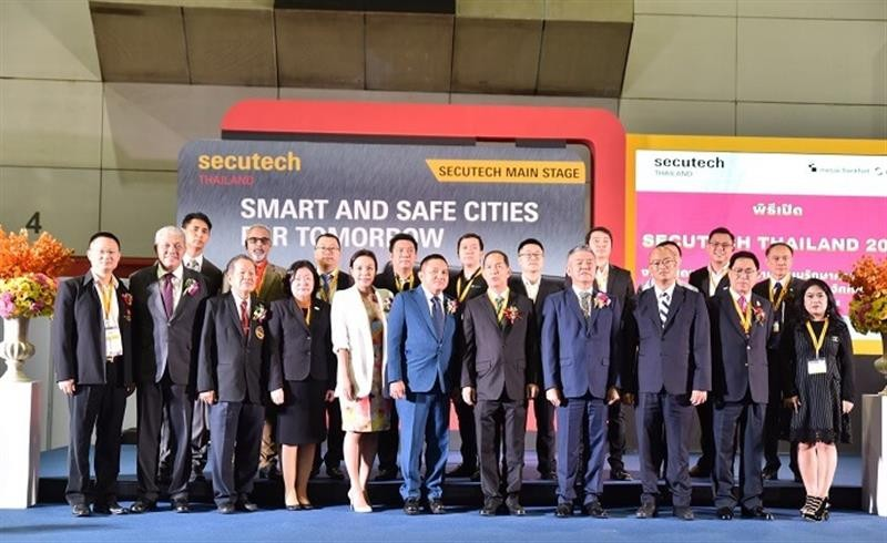 Secutech Thailand 2017 enjoyed impressive visitor numbers