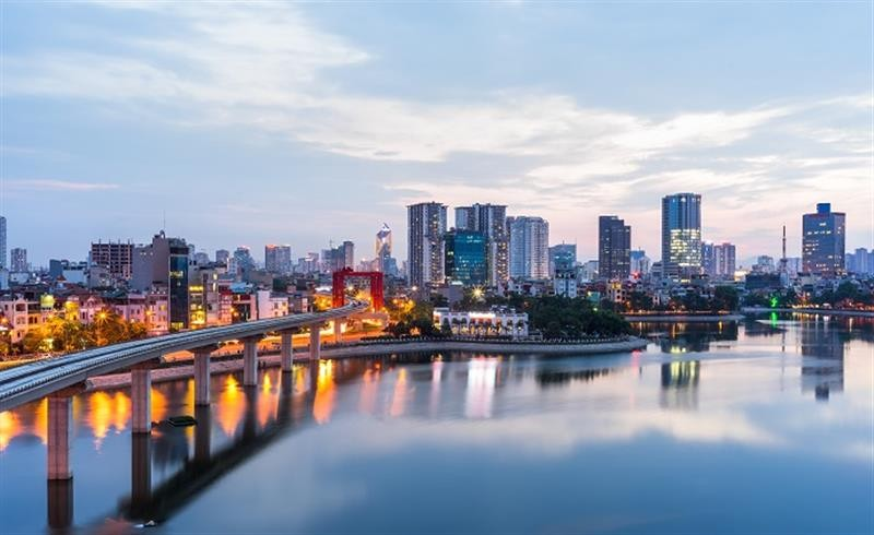 Vietnam's smart city projects attract foreign investors' attention