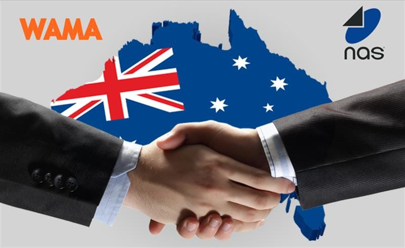 WAMA sets foot in the Australian market