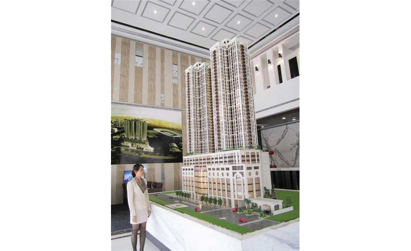 Cambodia to start triple-tower Times Centre construction in June