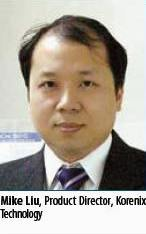 Mike Liu, Product Director, Korenix Technology