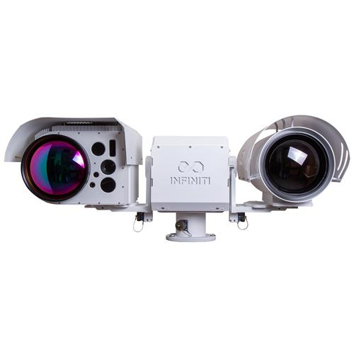 HD SWIR Short Wave Infrared Camera VIS/SWIR Broadband, See through Fog/Haze ultra long range Camera