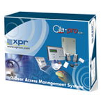 O2LA Pro-Kit 2-Door Access Management System