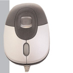 FreedomPass Fingerprint Identification Mouse