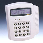 PR-90C Proximity Card Reader with LCD Display