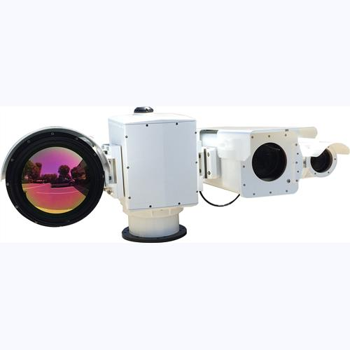 Ultra Long Range HD Cooled Thermal Camera Infrared Night Vision Gyro Stabilized