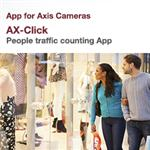 VX-Click: people traffic counting App from Visual Tools
