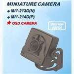 MI1 OSD MINIATURE CAMERA