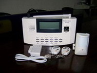 LCD security alarm system ATS-601
