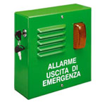 EKO US Emergency Exit Door Protection Unit Siren