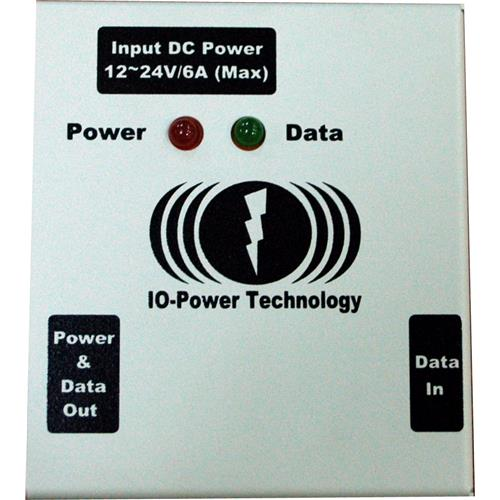 IOP-DPOE-PSP1248-IP Series Outdoor DC to DC Power over Ethernet (PoE) Converter