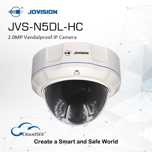 2.0MP Network Camera(IP Camera)