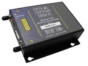 OSD1250 RS232 / RS422 / RS485 Redundant Ring, Bus or Star Modem