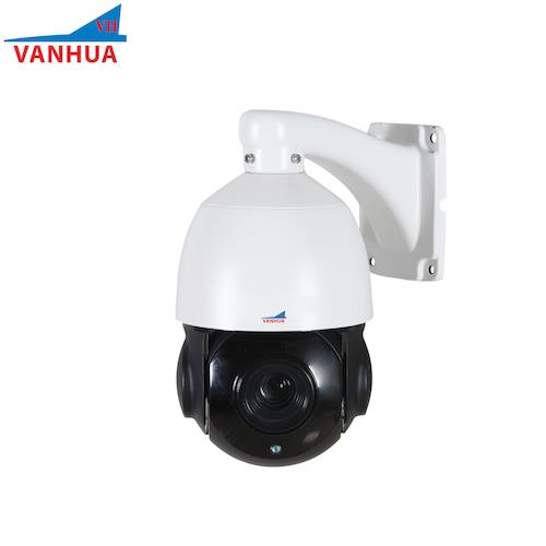 Outdoor H.265 5MP 36X optical zoom medium speed PTZ dome IP camera