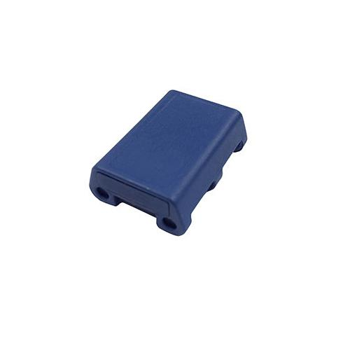 RFID PA6 Sleeve Tags, Blue /ICODE SLIX, 13.56MHz Frequency, Read/Write