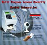 Multi Purpose Access Security System Integration