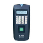 fingerprint access control with strong seal appearance(F-SMART)