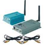2.4G 2000mW Wireless AV Transmitter&Reciever BL-620T