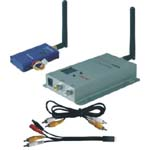 2.4Ghz 1000mW Wireless AV Transmitter&Receiver BL-610T