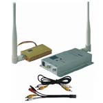 1.2G 1500mW Wireless AV Transmitter&Receiver FOX-215A