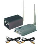 1.2Ghz 2000/3000/5000mW Wireless AV Transmitter&Receiver