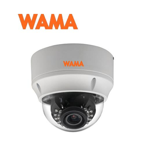 WAMA 5MP Vandal Resistant Dome IP Camera (NS5-V36W)