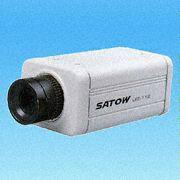 CCD Camera with Auto Electronic Exposure and 48dB S/N Ratio  CP-1114CC