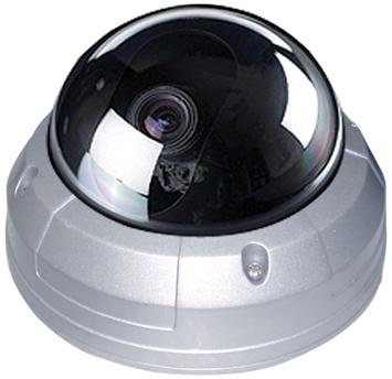 3-Axis Vandal-proof Dome Camera