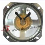77mm*77mm square loudspeaker 8ohm 5W 8ohm 5W waterproof speaker DXYD77N-19F-8A-F