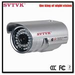 Waterproof ir bullet security camera