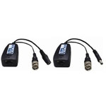 Passive Video/Power Lead Balun  VPB110RJK