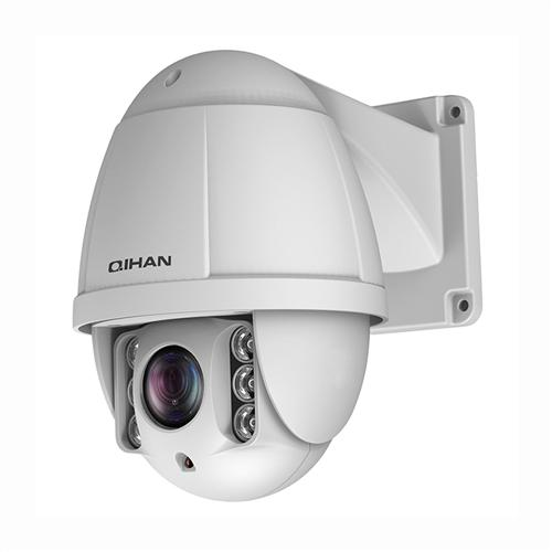 Vandal-proof IR cameras for QH-NP4163 with IP66 & 6000V Lightning proof